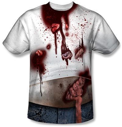 Zombie Slob Costume Tee