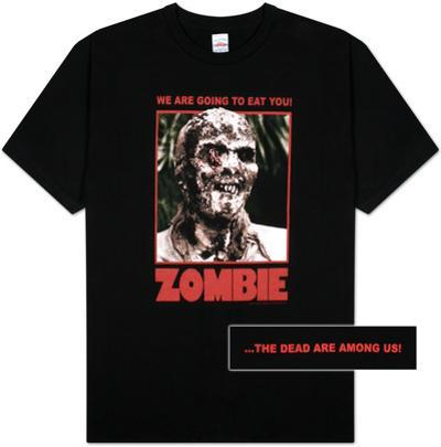 Zombie - We Are Going to Eat You!