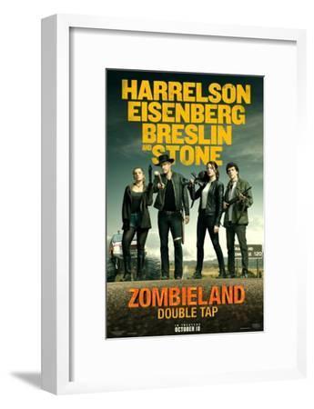 Zombieland Doubletap--Framed Art Print