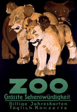 Zoo Grosste Schenswurdigkeit