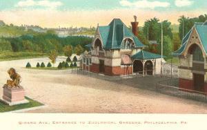 Zoo, Philadelphia, Pennsylvania