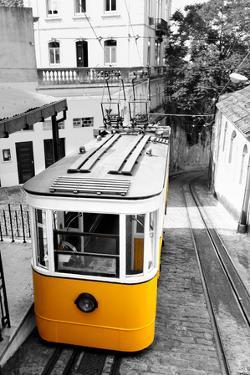 Funicular (Elevador Do Lavra) in Lisbon, Portugal by Zoom-zoom