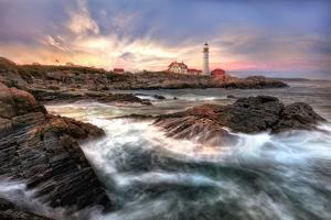 Cape Elisabeth by Zoran Dujic LightHunter