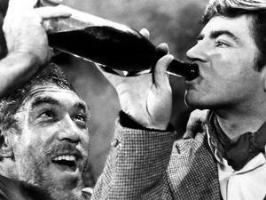 Zorba the Greek, Anthony Quinn, Alan Bates, 1964