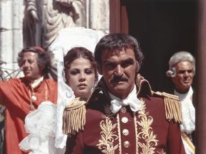 Zorro by Duccio Tessari with Ottavia Piccolo and Stanley Baker, 1975 (photo)