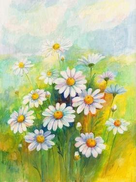Daisies in a Flower by ZPR Int'L