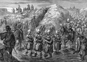 Zulu War Evacuation