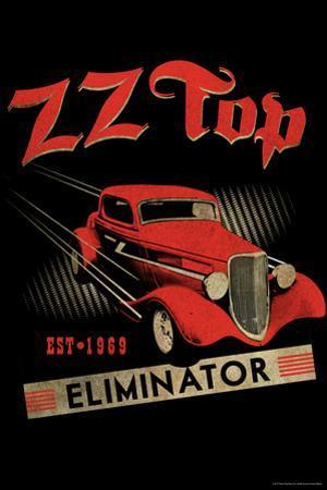 ZZ Top - Eliminator, 1983