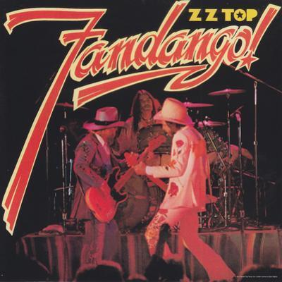 ZZ Top - Fandango!, 1975