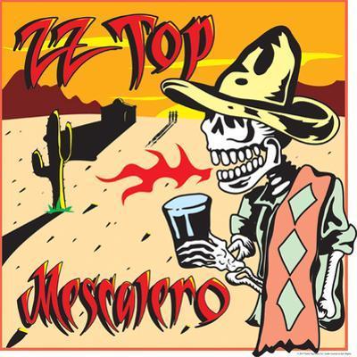 ZZ Top - Mescalero, 2003