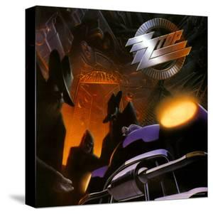 ZZ Top - Recycler, 1990