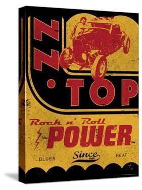 ZZ Top - Rock N' Roll Power