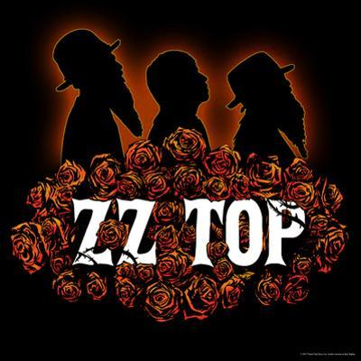 ZZ Top Silhouettes