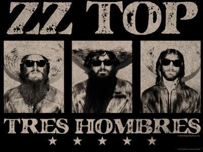 ZZ Top - Tres Hombres, 1973