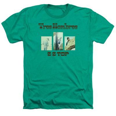 ZZ Top- Tres Hombres Album Art