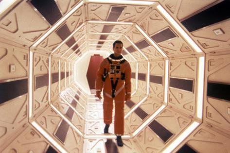 2001 a Space Odyssey Directed by Stanley Kubrick Avec Gary Lockwood Photographie