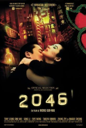 2046 - Norwegian Style Poster