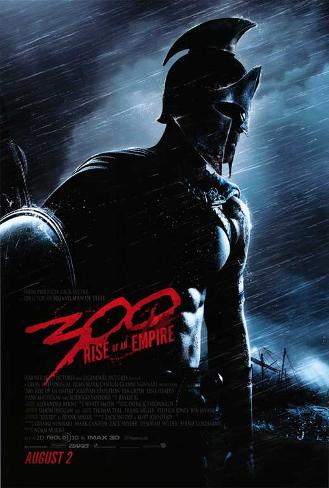 300: Rise of an Empire Affiche originale