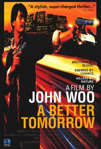 A Better Tomorrow, Part 1 Affiche originale