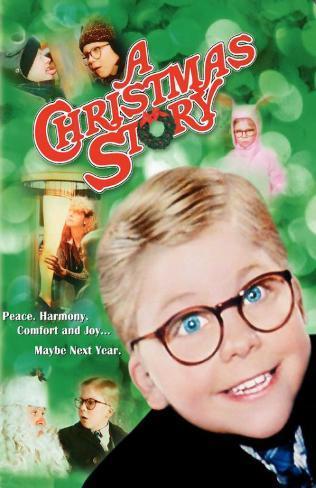 A Christmas Story Affiche originale