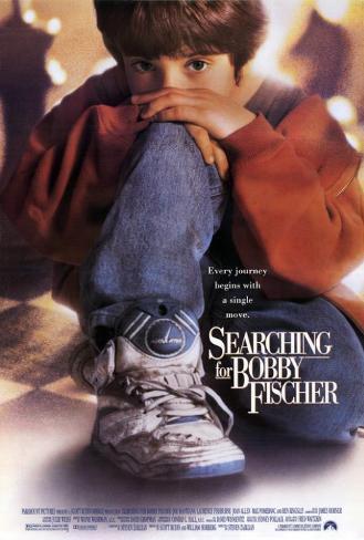 A la recherche de Bobby Fischer Affiche originale