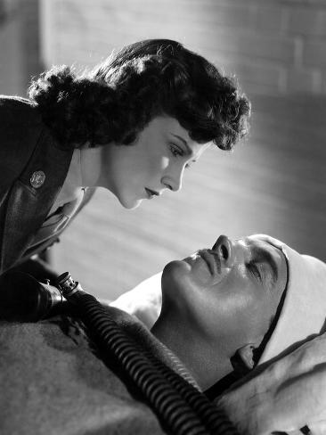 A Matter of Life and Death, (AKA Stairway to Heaven), Kim Hunter, David Niven, 1946 Photographie