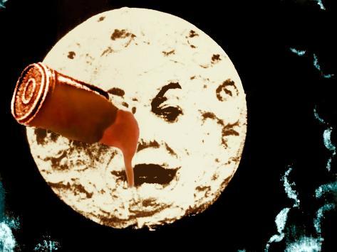 A Trip to the Moon, (aka Le Voyage dans le Lune), 1902 Photographie
