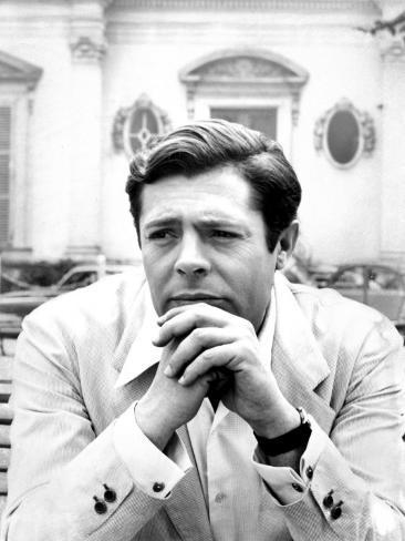 A Very Private Affair, Marcello Mastroianni, 1962 Photographie