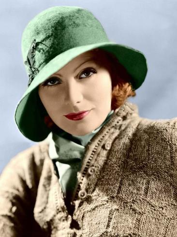 A Woman of Affairs 1929 Directed by Clarence Brown Avec Greta Garbo Photographie