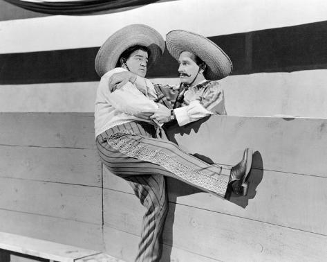 Abbott and Costello Meet the Keystone Kops Photographie