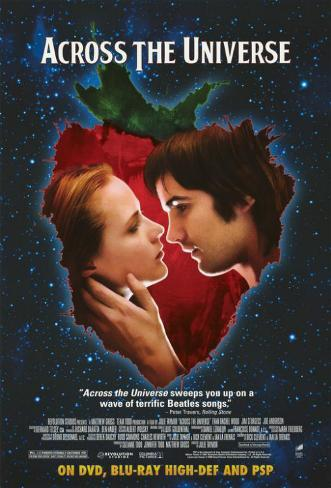Across the Universe Affiche originale