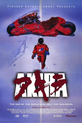 Akira Affiche originale
