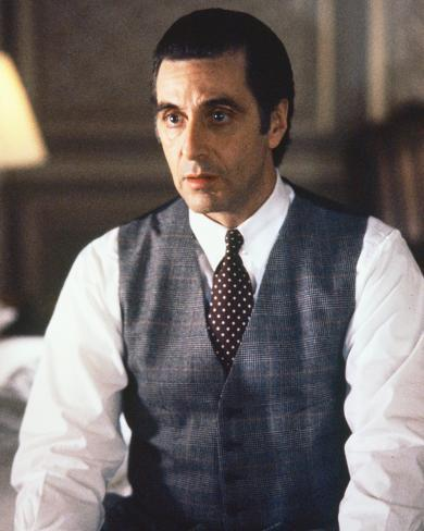 Al Pacino - Scent of a Woman Photographie