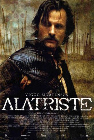 Alatriste - Spanish Style Poster