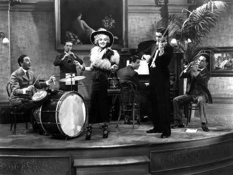 Alexander's Ragtime Band, 1938 Photographie
