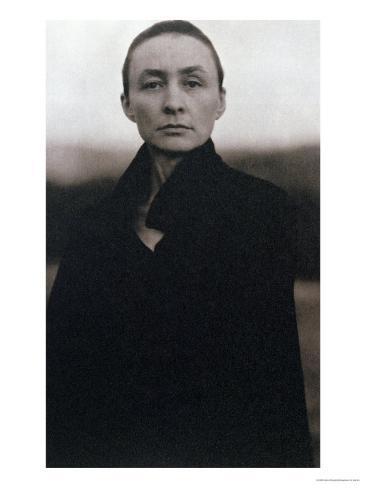 Georgia O'Keeffe 1920 Reproduction procédé giclée
