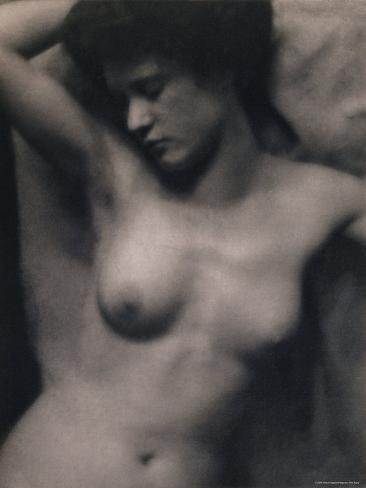 The Torso, 1909 Reproduction photographique