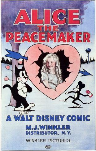 Alice the Peacemaker Affiche originale