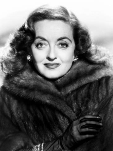All About Eve, Bette Davis, 1950 Photographie