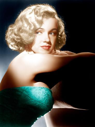 All About Eve, Marilyn Monroe, 1950 Photographie