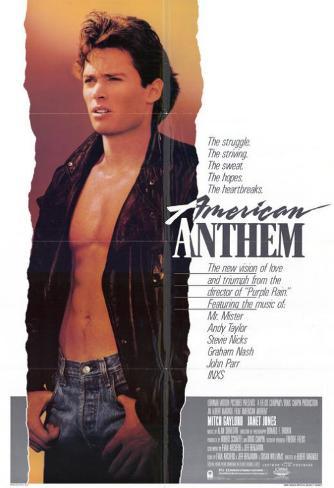 American Anthem Affiche originale