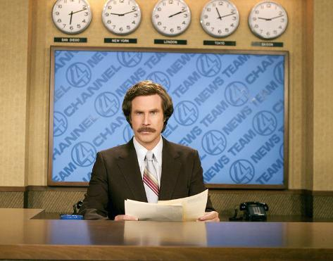 Anchorman: The Legend of Ron Burgundy Photographie