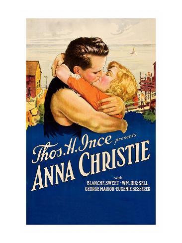 Anna Christie Reproduction d'art