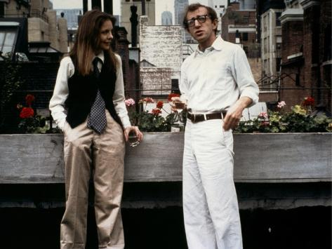 Annie Hall, Diane Keaton, Directed by Woody Allen, 1977 Photographie