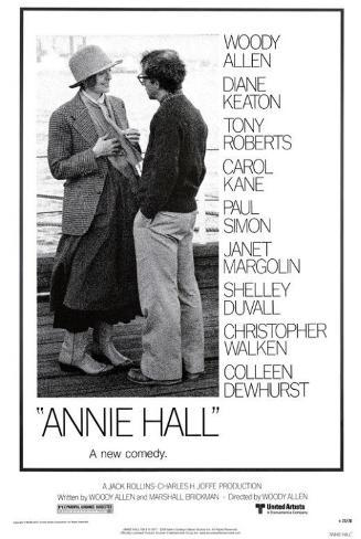 Annie Hall Affiche originale