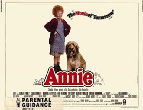 Annie Affiche originale