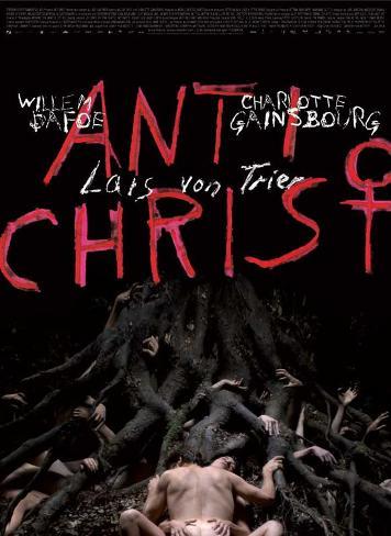 Antichrist - Danish Style Poster