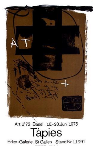 Expo Art Basel 6'75 Reproduction pour collectionneur