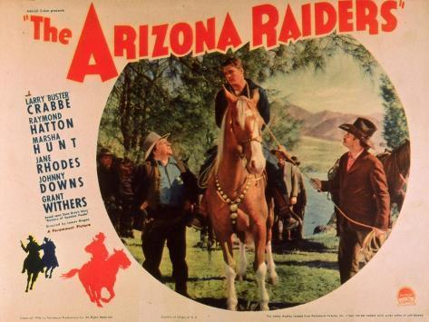 Arizona Raiders, 1965 Reproduction d'art