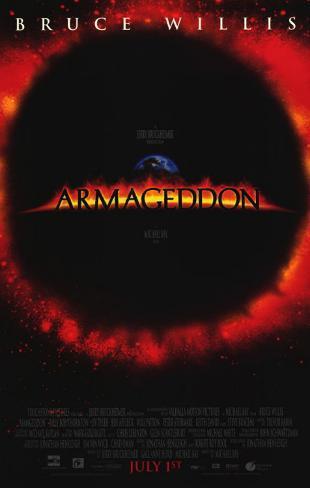 Armageddon Affiche originale